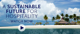 Briefing: a sustainable future for hospitality