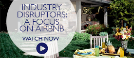 Briefing: Industry Disruptors Part 2- A focus on Airbnb