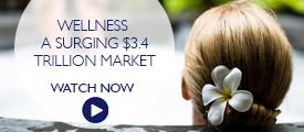 Wellness – A surging $3.4 trillion market