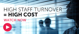 Briefing: High staff turnover is costly for hospitality businesses