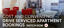 Briefing: Cost and convenience drive serviced apartment bookings