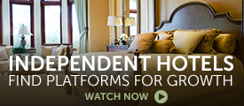 Briefing: Independent hotels find platforms for growth