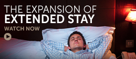 Briefing: The expansion of extended stay