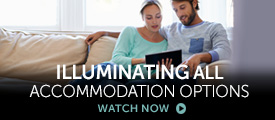 Briefing: Illuminating all accommodation options