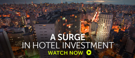 Briefing: A surge in hotel investment