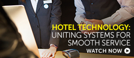Briefing: Uniting systems for smooth service