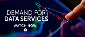 Briefing: Demand for data services