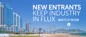 Briefing: New entrants keep industry in flux