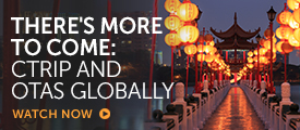 Briefing: Ctrip and OTAs globally