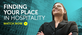 Briefing: Finding your place in hospitality