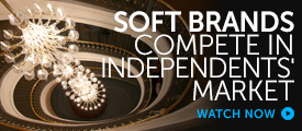 Briefing: Soft brands compete in independents' market