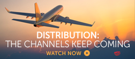 Briefing: The distribution channels keep coming