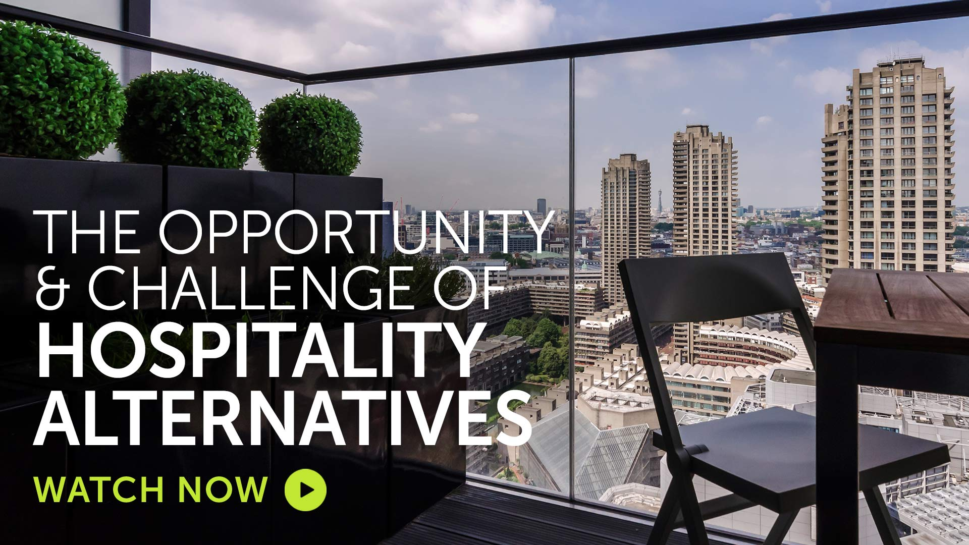 Briefing: The opportunity and challenge of hospitality alternatives