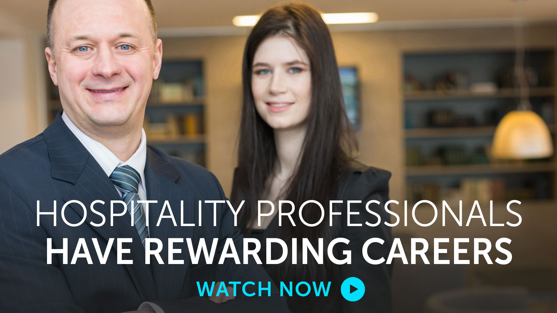 Briefing: Hospitality professionals have rewarding careers