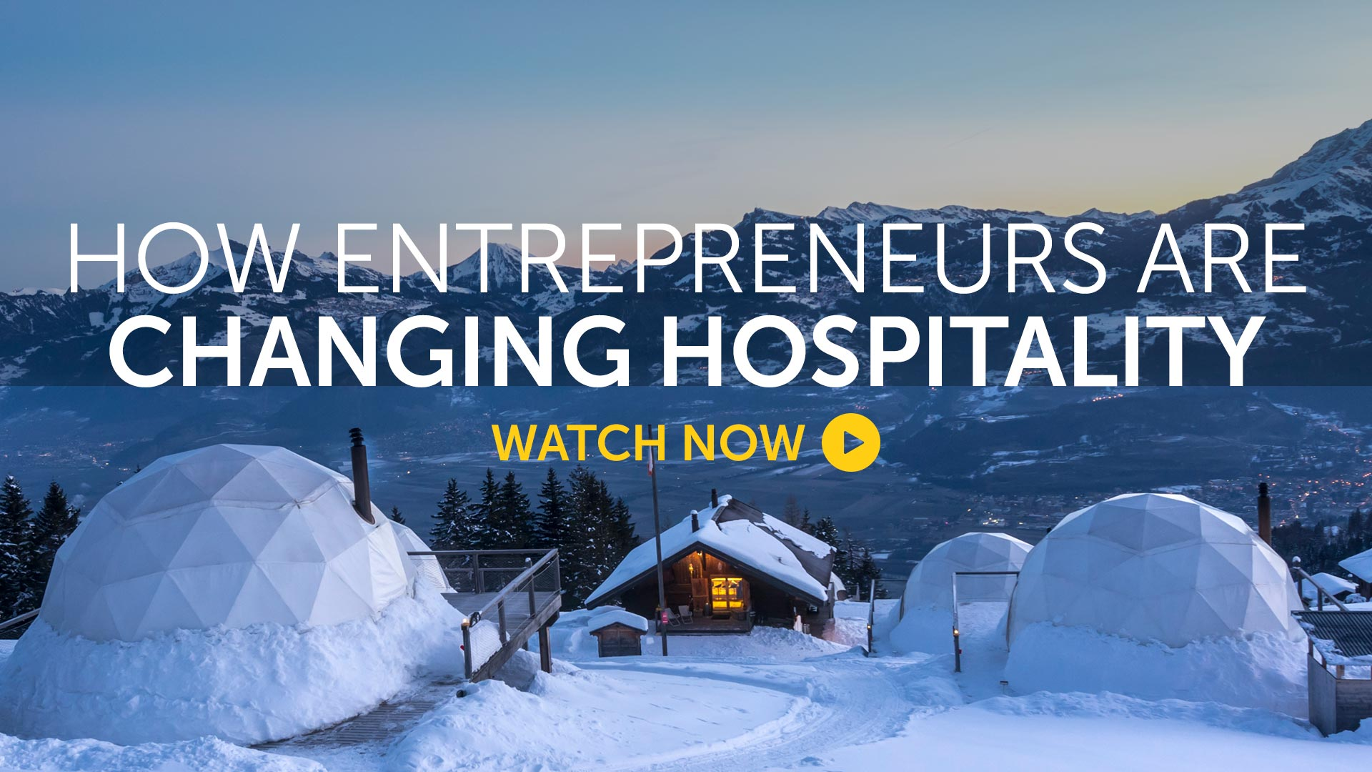 Briefing: How entrepreneurs are changing hospitality