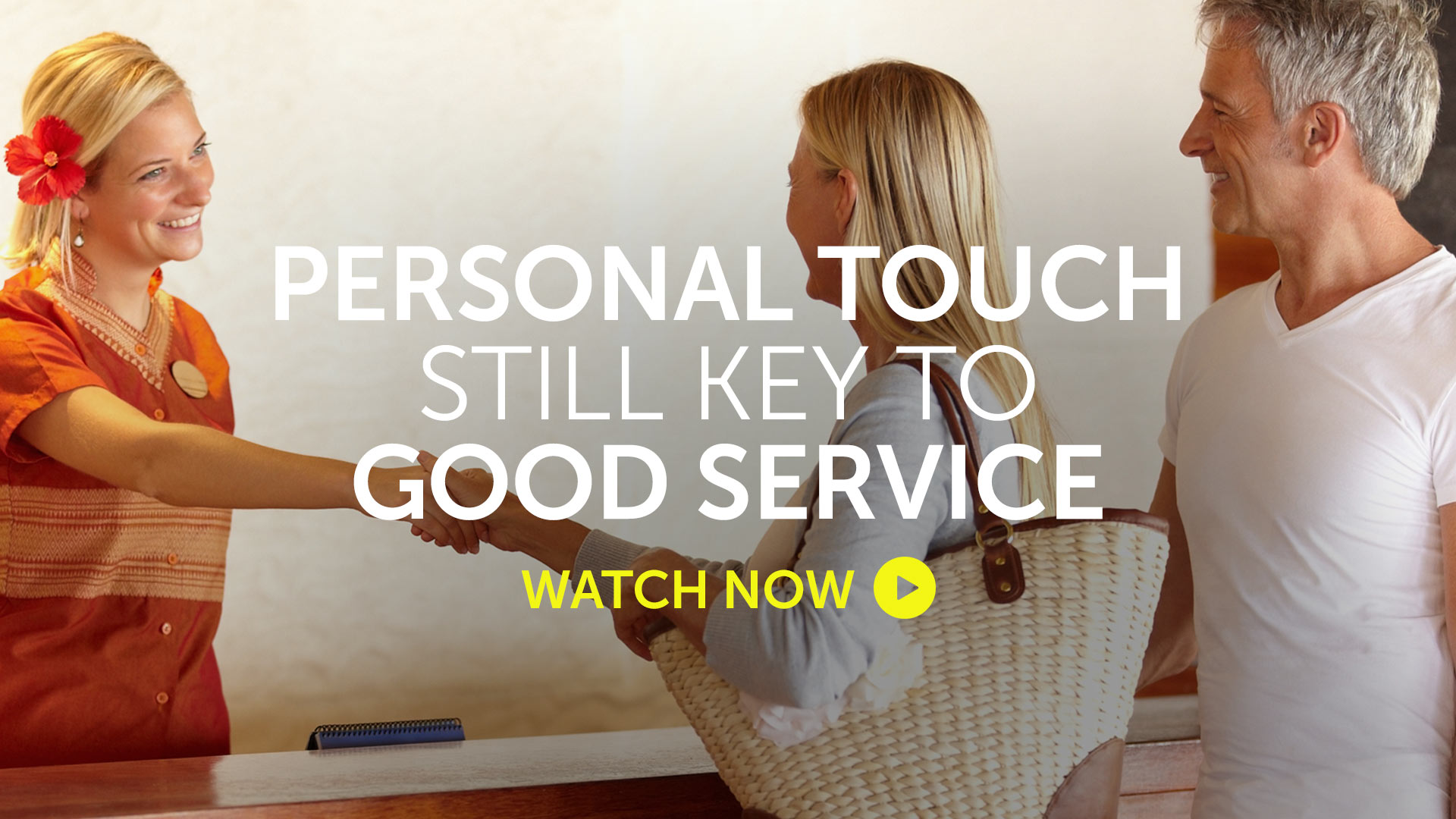 Briefing: Personal touch still key to good service
